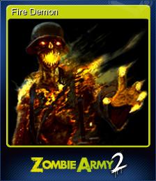 Sniper Elite Nazi Zombie Army 2 Card 6