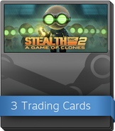 Stealth Inc 2 A Game of Clones Booster Pack