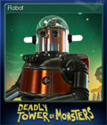 The Deadly Tower of Monsters Card 6