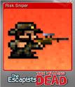 The Escapists The Walking Dead Foil 4