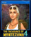 The Treasures of Montezuma 4 Card 1