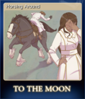 To the Moon Card 2