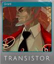 Transistor Card 02 Foil