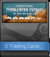 Tumbleweed Express Booster Pack