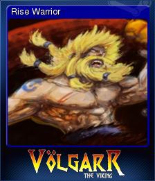 Volgarr the Viking Card 5
