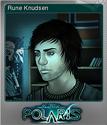Alpha Polaris A Horror Adventure Game Foil 1