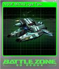Battlezone 98 Redux Foil 06