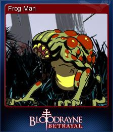 BloodRayne Betrayal Card 15