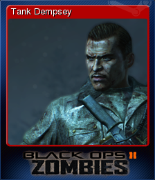Call of Duty Black Ops II Zombies Card 8
