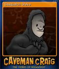 Caveman Craig Card 2