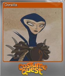 Costume Quest Foil 2