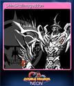 Double Dragon Neon Card 05