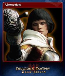 Dragon's Dogma Dark Arisen Card 8