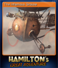 Hamilton's Great Adventure Card 4