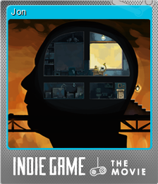 Indie Game The Movie Foil 7