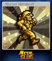 METAL SLUG Card 3