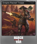 March of War Foil 05