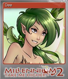 Millennium 2 - Take Me Higher Foil 2