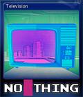 NO THING Card 6