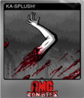 OMG Zombies Foil 3
