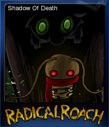 RADical ROACH Deluxe Edition Card 12