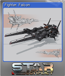 Star Conflict Foil 10