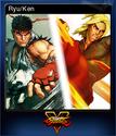 Street Fighter V Card 13
