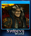 Sydney's World Card 2
