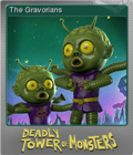 The Deadly Tower of Monsters Foil 5