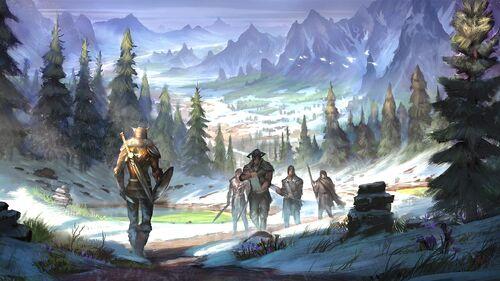 The Elder Scrolls Online Artwork 5