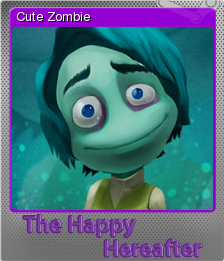 The Happy Hereafter Card 03 Foil
