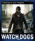 Watch Dogs Card 4