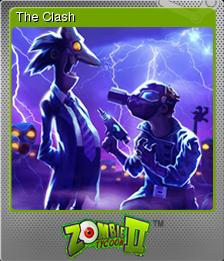 Zombie Tycoon 2 Brainhov's Revenge Foil 7