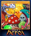 A Lenda do Herói Card 3
