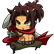 BlazBlue Calamity Trigger Emoticon BangS