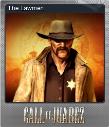 Call of Juarez Foil 6