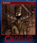 Crudelis Card 2