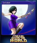 Cthulhu Saves the World Card 5