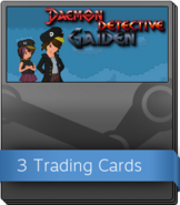 Daemon Detective Gaiden Booster Pack