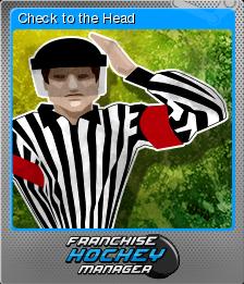Franchise Hockey Manager 2014 Foil 2