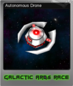 Galactic Arms Race Foil 1