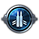 Ghost in the Shell Stand Alone Complex - First Assault Online Badge 3