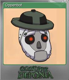 Goodbye Deponia Foil 2