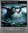 Injustice Gods Among Us Foil 5