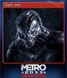 Metro 2033 Redux Card 2