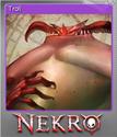 Nekro Card 07 Foil