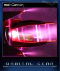 Orbital Gear Card 1