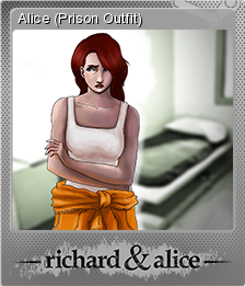 Richard & Alice Foil 2