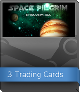 Space Pilgrim Episode IV Sol Booster Pack