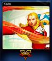 Street Fighter V Card 7